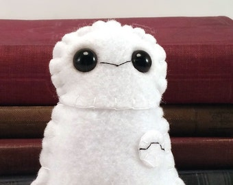 Baymax plushie (made to order)