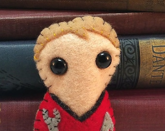 "Montgomery ""Scotty"" Scott  - Star Trek plushie (made to order)"