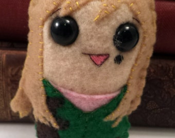 Kaylee Frye  plushie (made to order)