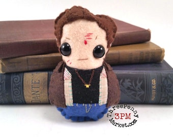 Dean Winchester - Supernatural plushie (made to order)