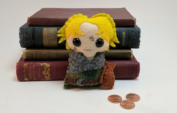 made to order Inigo Montoya Princess Bride plushie
