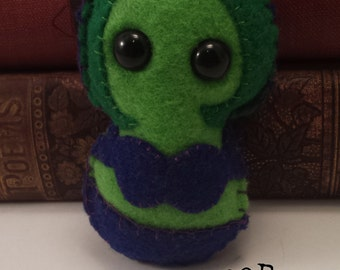 Orion slave girl - Star Trek plushie (made to order)