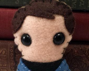"Leonard ""Bones"" McCoy - Star Trek plushie (made to order)"
