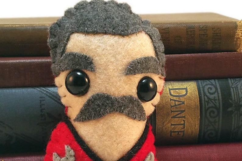 Montgomery Scotty Scott mustache version  Star image 0