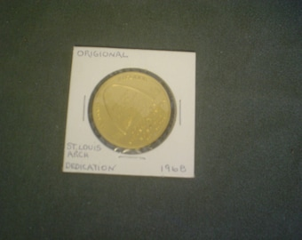 Vintage Gold John F Kennedy 35th Präsident Der Vereinigten Etsy