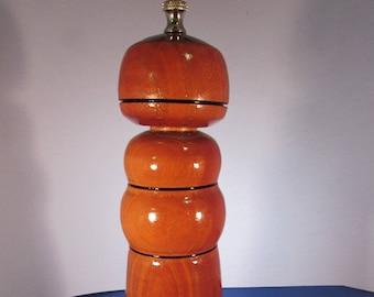 Handmade Pepper Grinder