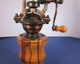 Handmade Pepper Mill