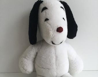 Snoopy Plush Etsy