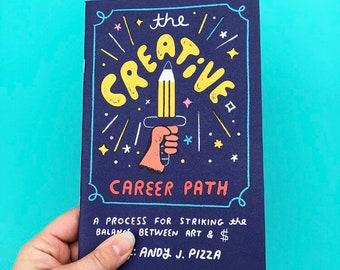 The Creative Career Path Handbook