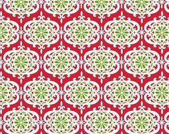 Christmas Kitsch, Anna Griffin, Christmas Fabric, BHY