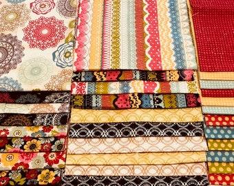 Restoration by Studio E Fabric Fat Quarter Bundle