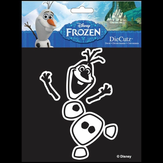 Puppy Bows ~ FREE SHIP! vinyl car window decal white sticker decal Olaf frozen