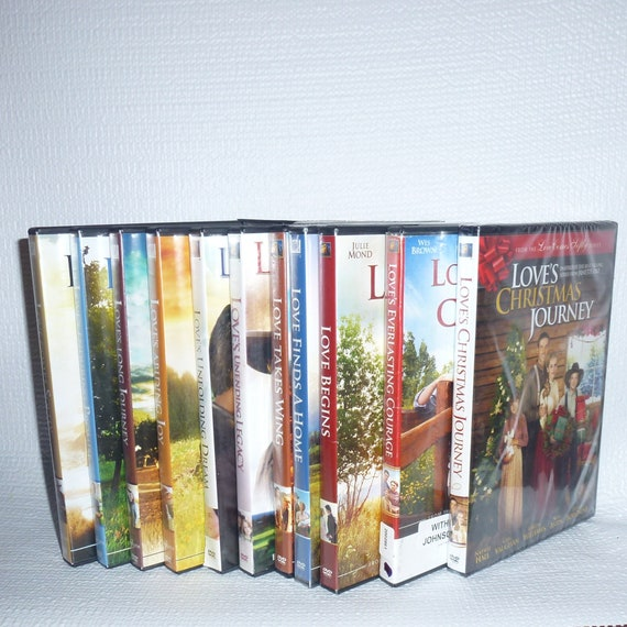 Love comes softly plus Christmas!  collection series 11 MOVIES in one set ~ discontinued and retired dvd - free shipping!