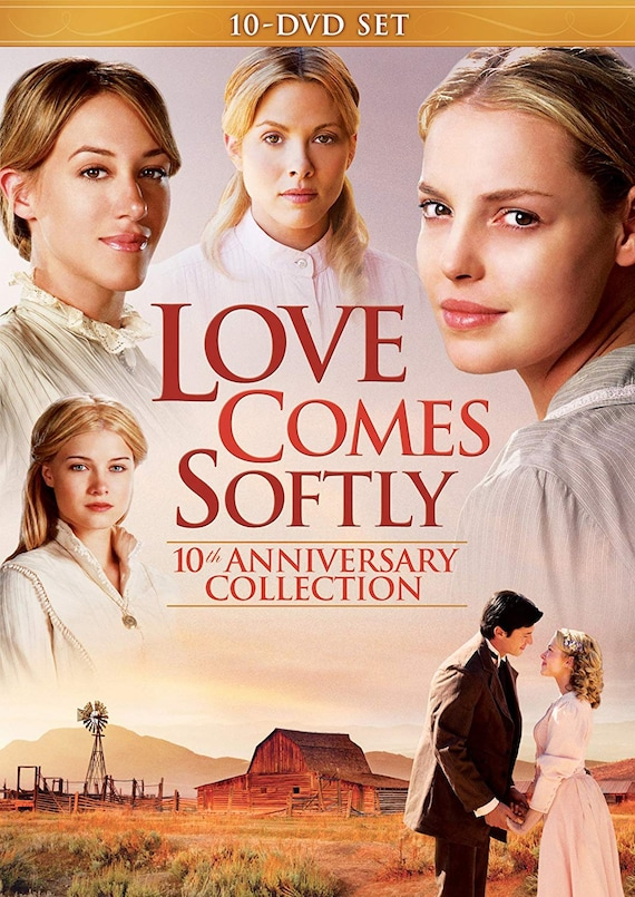 Love comes softly plus Christmas! 10th anniversary collection series 11 MOVIES in one set ~ discontinued and retired dvd - free shipping!