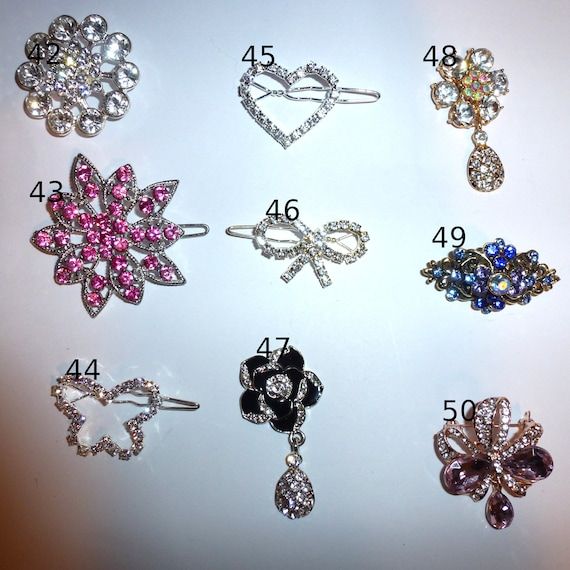 Puppy Bows ~Tiara crown for dogs styles #42-50 crystal rhinestone many colors styles US seller