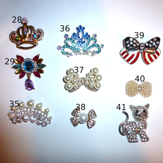 Puppy Bows ~Tiara crown for dogs styles #28-41 rainbow cat pearls many colors styles US seller