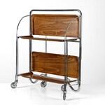 Vintage bar cart, 60s serving cart, Bremshey bar cart, 60s tea wagon, Mid Century trolley, 60s tea trolley, Mid Century furniture