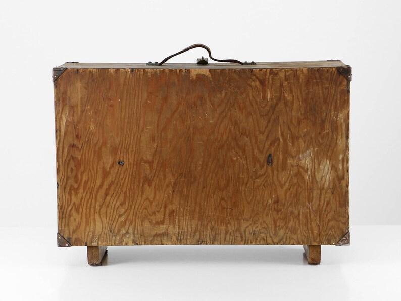 valise en bois image 0 ...