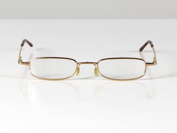 Schmale Vintage Brille Vintage Brillenfassung Vintage Etsy