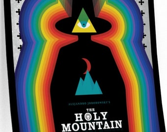 Holy Mountain Alternative Movie Poster