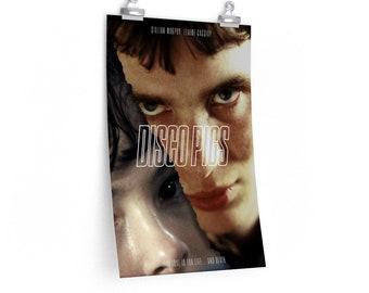 Disco Pigs Alternative Movie Poster Art Print