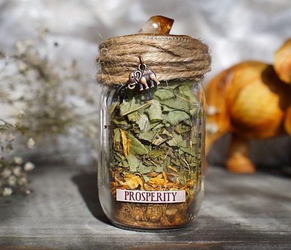 Prosperity Jar