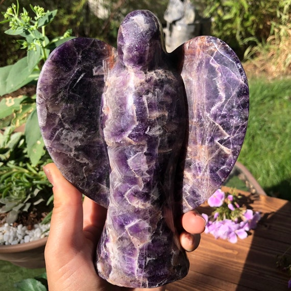 Amethyst Angel XL
