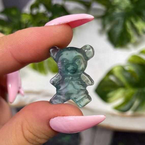 Fluorite Teddy Bear