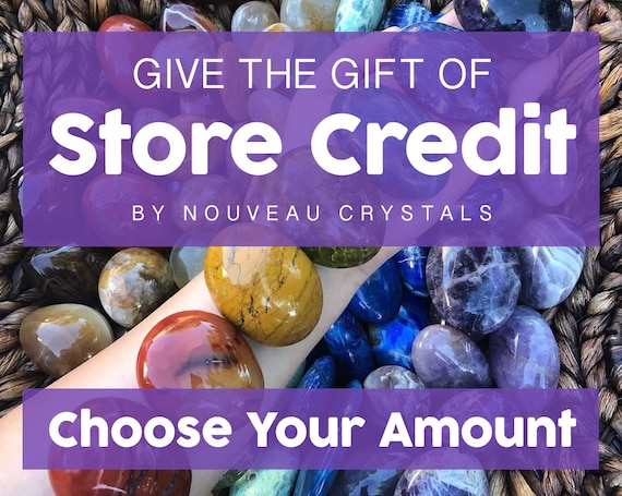 You Choose Store Credit
