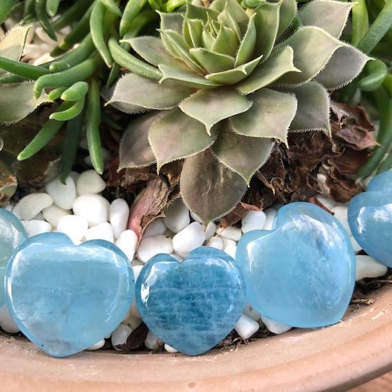 Aquamarine Hearts