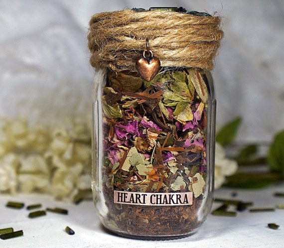 Heart Chakra Jar