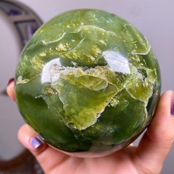 XL Serpentine Sphere