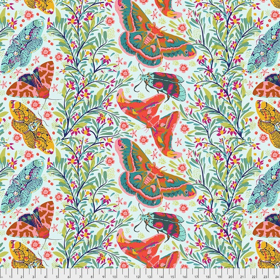 Pre-Order SINISTER GATHERING SPRING - Anna Maria Horner - Apr 2020 - 1/2 yd units  - Multiples cut as one length