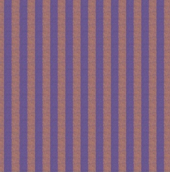 NARROW SHOT STRIPE Plaster Purple  New Woven ssgp002.plaster Kaffe Fassett Sold in 1/2 yd units - Multiples cut as one length