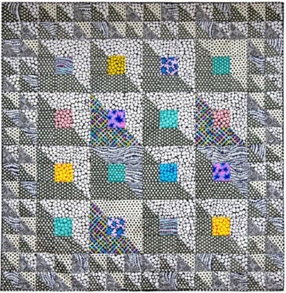 ROMAN TILES - In Stock - Quilts In Burano - Fabric Pack  - Kaffe Fassett Collective
