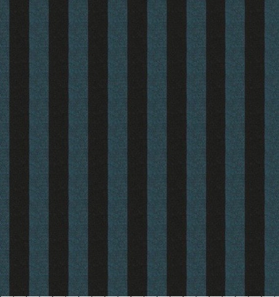 WIDE SHOT STRIPE  Fjord  New Woven ssgp001.fjord Kaffe Fassett Sold in 1/2 yd units - Multiples cut as one length