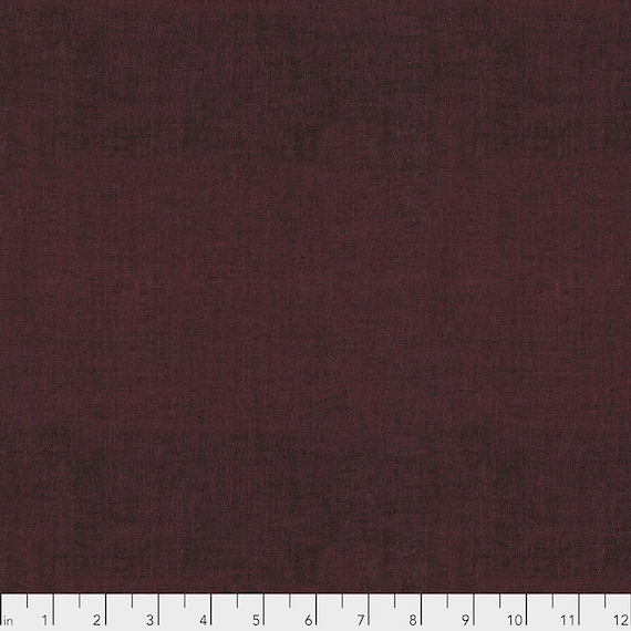 SHOT COTTON  Plum  New Woven scgp119.plum  Kaffe Fassett Sold in 1/2 yd units - Multiples cut as one length  - USA based retailer