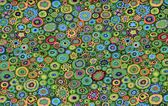 PAPERWEIGHT ALGAE Green GP20.ALGAE Kaffe Fassett Collective  1/2 yd - Multiples cut continuously
