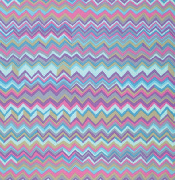 ZIG ZAG Grey by Brandon Mably Kaffe Fassett Collective Sold in 1/2 yard increments