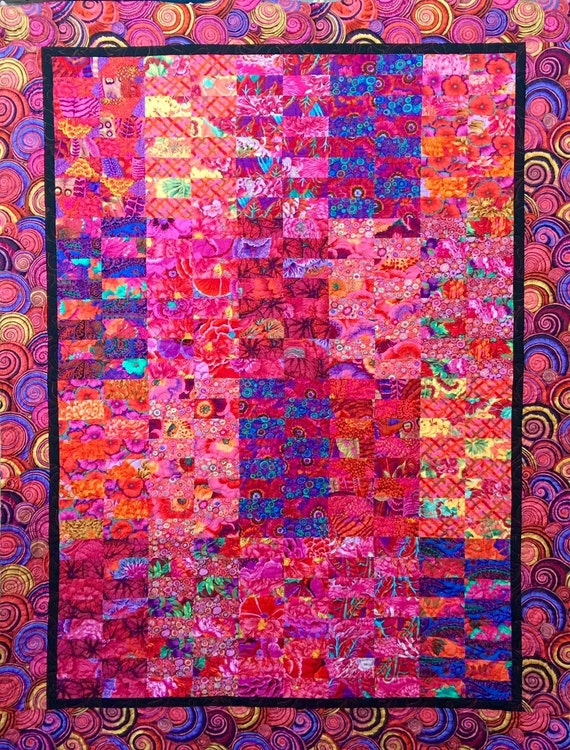 Kaffe Fassett NEW DUET Quilt Kit