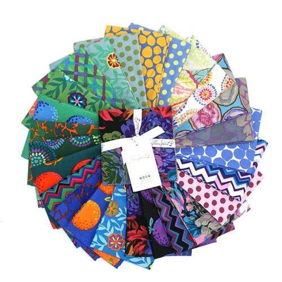 "5"" COOL Charm Pack Spring 2020 KAFFE FASSETT Collective"