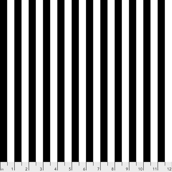 1/2 yd TENT STRIPE Paper -  LINEWORK - Tula Pink  pwtp069.paper