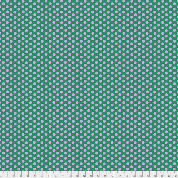 SPOT GUAVA  Kaffe Fassett  -  1/2 yd - Multiples cut as one length - Multiples cut in one length