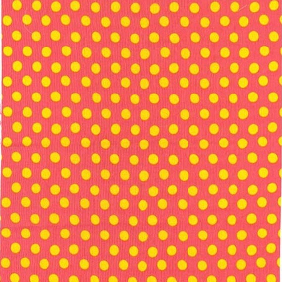 SPOT Melon PWGP070 Kaffe Fassett Sold in 1/2 yd increments  - USA based retailer