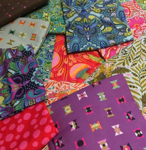 TULA PINK SCRAP bags