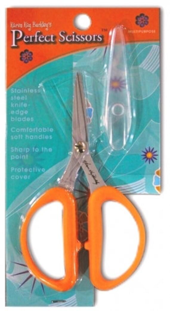 "PERFECT SCISSORS 5"" All Purpose scissors by Karen Kay Buckley"