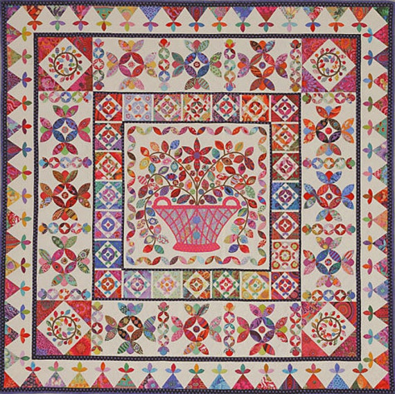Kim Mclean Quilt Patterns.Applique Starter Fabric Pack For Kim Mclean Patterns And Other Projects