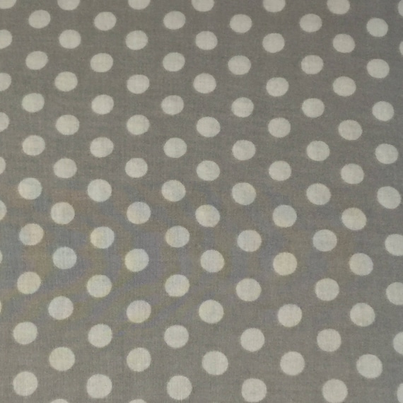 SPOT Silver by  Kaffe Fassett fabric sold in 1/2 yard increments