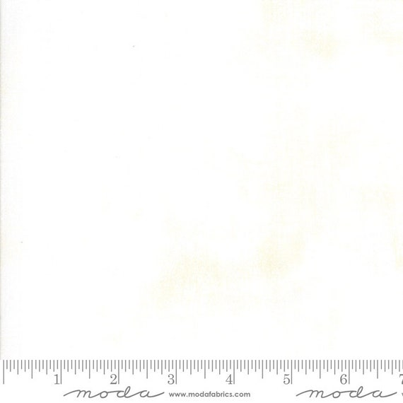 increments GRUNGE BASIC Composition WHITE Moda Basics 30150 356 - Sold in 1/2 yd increments - Multiple half yards cut as one length