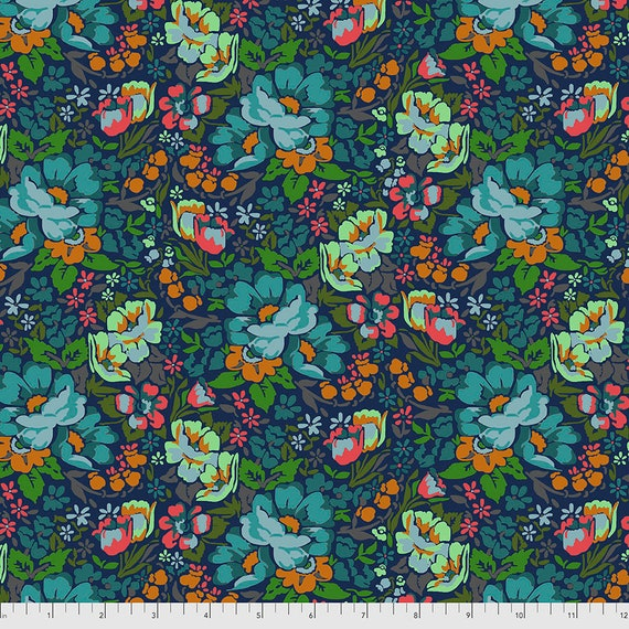 OVERACHIEVER MYSTERY PWAH083.MYSTERY Love Always by Anna Maria Horner -  Sold in 1/2 yard increments -  Multiples cut in one length